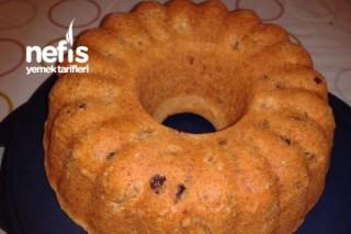 Tarçınlı Üzümlü Kek Tarifi