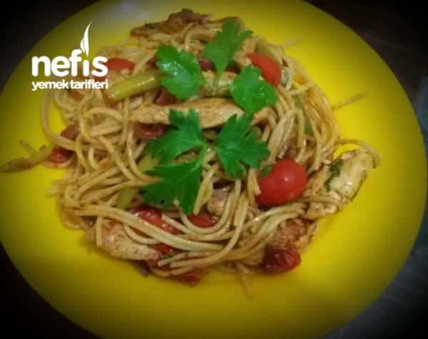 İtalyan Mutfağı Spagetti