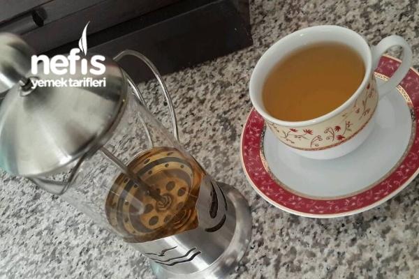 Öksürük İçin Bitki Çayı