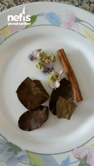 Öksürek İçin Bitki Çayı