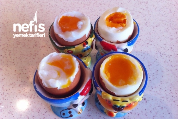 Yumurta Haşlama Süreleri Tarifi