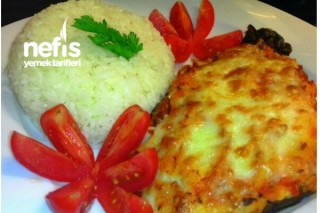 Patlıcan Kebabı (Patates Püreli) Tarifi