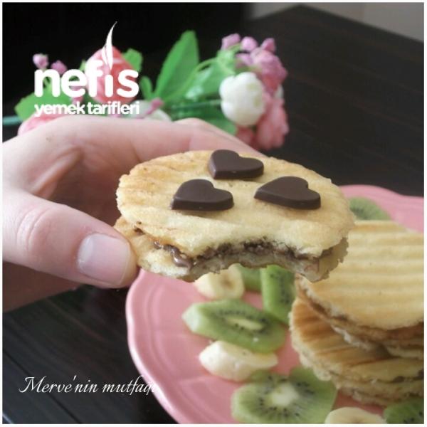 Çikolatalı Mini Sandviç