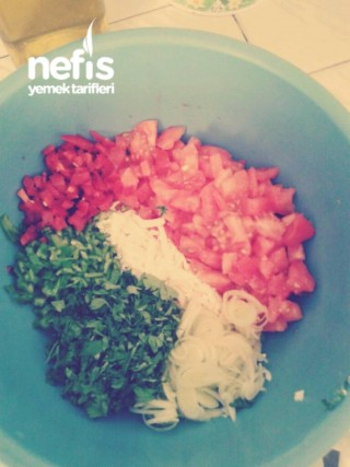 Salatalı Börek