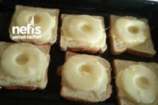 Kasseler Toast Tarifi