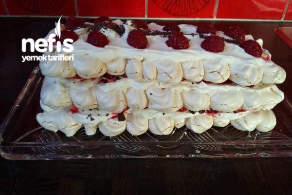 Bezeli Frambuaz Pastası Tarifi