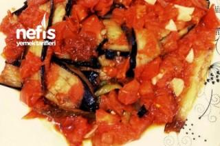Patlıcan Çığırtma Tarifi (Bergama Yöresi)