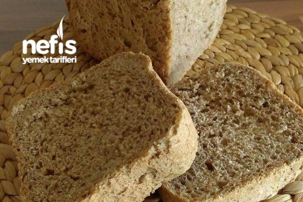 Ayçekirdekli Tam Buğday Ekmek Tarifi