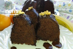 Bitter Çikolatalı Browni Kek Tarifi