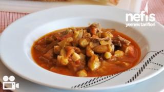 Etli Bamya Yemeği Nasıl Yapılır?