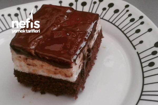 Çikolatalı Marshmallow Keki Tarifi