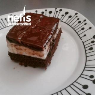 Çikolatalı Marshmallow Keki
