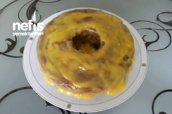 Düdüklü Tencerede Kek Yapımı