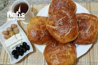 Nefis Sütlü  Çörek Tarifi