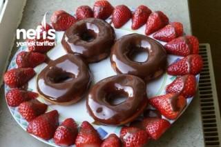 Orginal Tadında Donut Tarifi