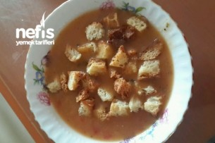 Tarhana Çorbası (Uşak) Tarifi