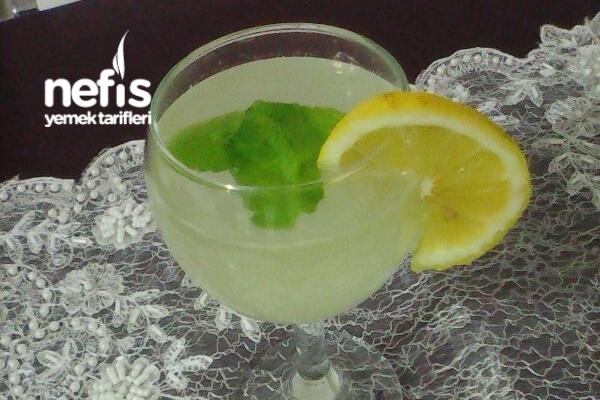 Buzlu Limonata Tarifi