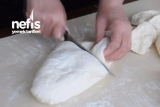 El Açması Ispanaklı Börek