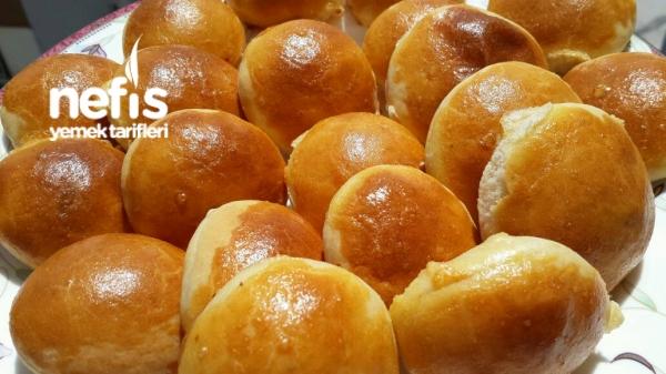 Kahvaltılık Peynirli Pofuduklar