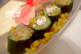 Peynirli Salatalıklar Tarifi