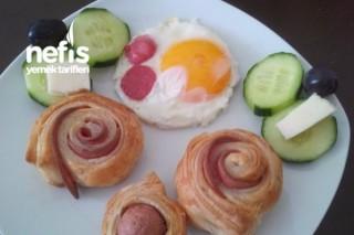 23 Nisan Kahvaltısı Tarifi