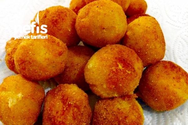 Mısır Unlu Patates Kroket Tarifi
