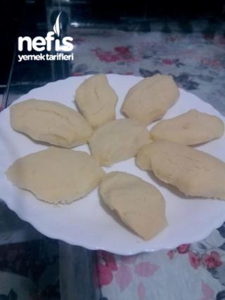 Un Kurabiyesi ( Pastane Usulu )