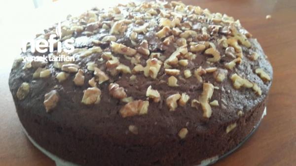 Havuçlu Kakaolu Kek