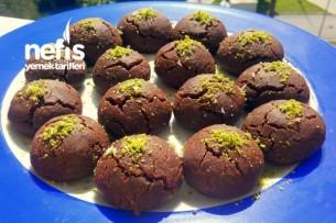 Kek Tadında: Brownie Kurabiye