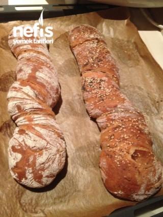 Kök Şeklinde Ekmeklerim(wurzelbrot)
