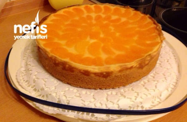 Schmand Kuchen (Labneli Pasta ) - Nefis Yemek Tarifleri | {Kuchen 42}