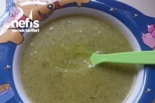 Bebek Brokoli Çorbası + 9 Ay Tarifi