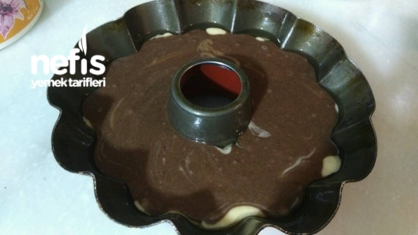Kakaolu-sade Kek