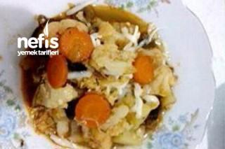 Ortaya Karışık 5 Sebzeli Yemek Tarifi