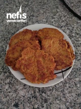 Bebekler İçin Patates Köfte (mücver) 10.aydan İtibaren