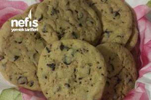 Çikolatalı Kurabiye (Cookies) Tarifi