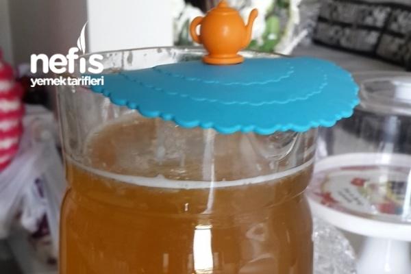 Limonlu Soğuk Çay (Ice Tea) Tarifi