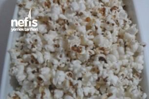 Tencerede Popcorn Tarifi