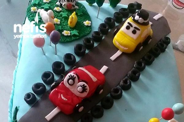 Şeker Hamurlu Yaş Pasta Tarifi