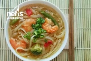 Hızlı Asya Çorbası Tarifi