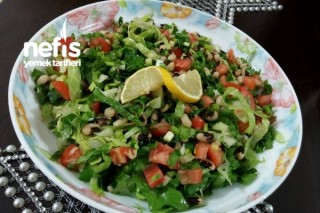 Börülceli Yeşil Salata Tarifi