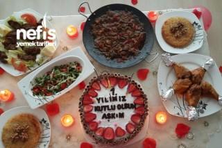 Evlilik Yıl Dönümümüz :) Tarifi