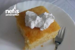Limonlu Yoğurt Tatlısı Tarifi