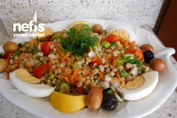İlkbahar Buğday Salatası