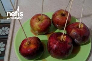 Sağlıklı Elma Şekeri Tarifi