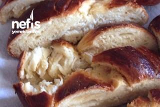 Örgülü Ekmek (Garanti) Tarifi