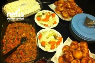 Aile Kadınlarıyla Akşam Çayı Tarifi