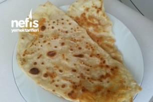 Peynirli Gözleme (Mayalı) Tarifi