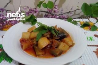 Patlıcanlı Türlü Yemeği Tarifi