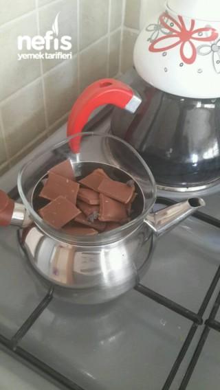 Benmari Usulü Çikolata Eritme